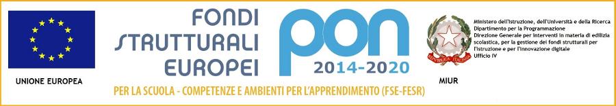 Clicca per aprire la pagina dei PON 2014-2020