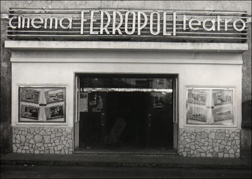 cinema Ferropoli